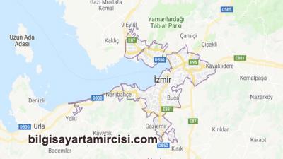 İzmir Bilgisayar Tamircisi
