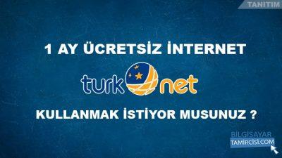 Turknet Nasıl ? Turknet Kullanılır Mı ?