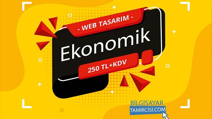 Ekonomik web tasarım paketi ile ucuz kurumsal web sitesi yaptırabilirsiniz. Uygun fiyatlı web tasarım işleri için bizimle iletişime geçebilirsiniz.