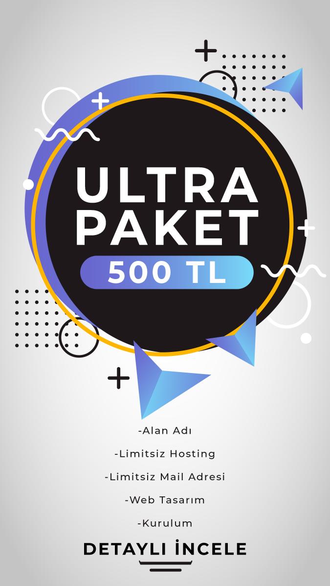 ALSE Bilişim, Ankara Web Tasarım firması Ultra Paket Web Tasarım paketini incelemek için tıklayın.