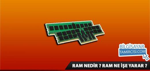 Ram Nedir ? Ram Ne İşe Yarar ? Ram CL nedir ? Ram Alırken nelere dikkat edilmeli ? Ram hakkında bilmeniz gereken her şey bu konuda