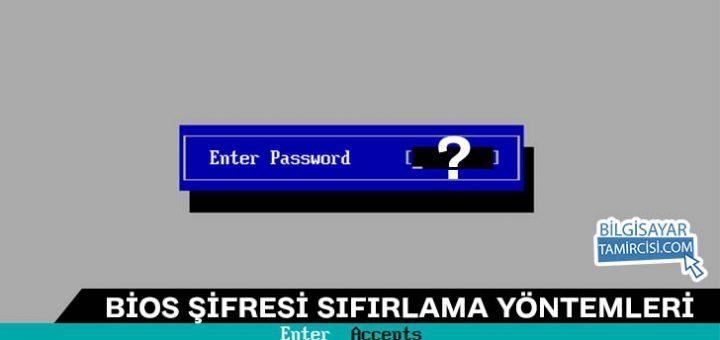 Bios Şifresi Kırma Nasıl Yapılır ? BİOŞ Şifresi unuttuysanız BİOS şifresi sıfırlama yöntemleri ile şifreyi sıfırlayabilirsiniz.