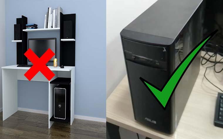 Fan Peorformansı İçin Hava Akışı Önemli, Bilgisayar fanı performansı ve sessiz çalışması için hava akışı önemli