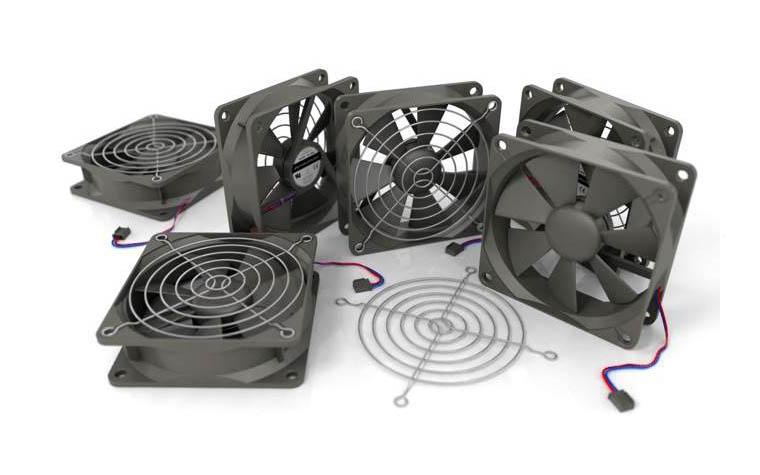 Fanlarda Oluşan Teknik Bir Problem bilgisayar fanı yüksek sesle çalışma problemine neden olabilir.