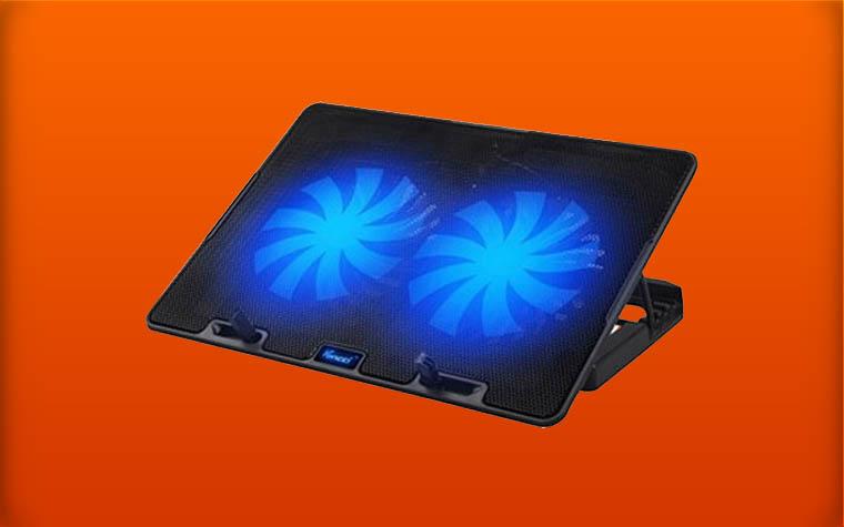 Laptop Harici Soğutucu Fan ile sesli çalışan ve çabuk ısınan Laptoplar için çözüm üretebilirsiniz