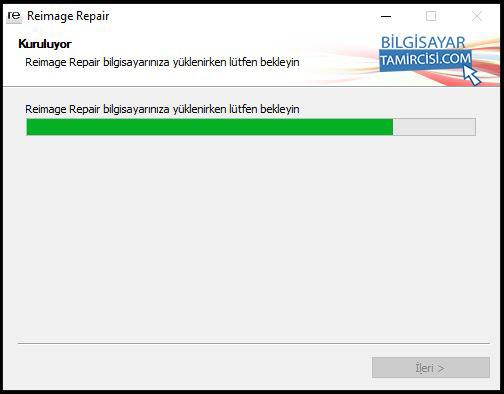 Reimage Windows Onarım Programı Resimli Anlatım